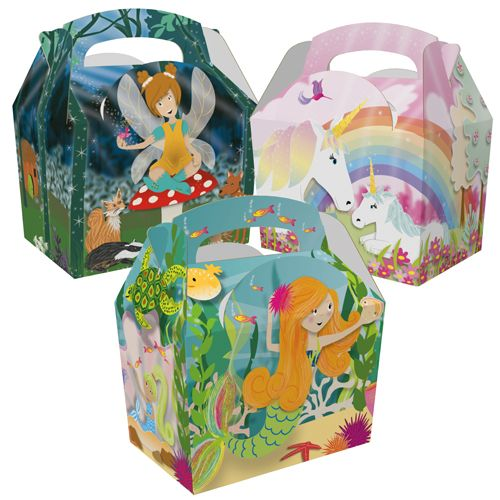 Fairytales Meal Boxes x 250