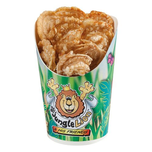 Jungle Lion  Snack Cup  x 250