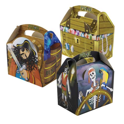 Pirate Meal Boxes x 250