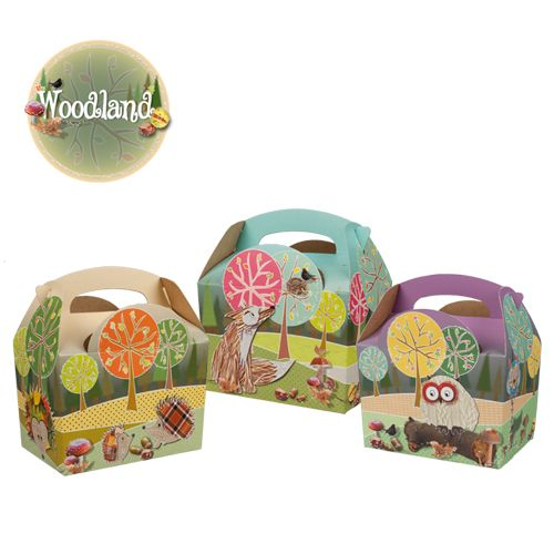 Woodland Meal Boxes x 250